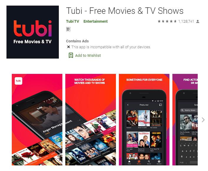 7 Aplikasi Nonton Film dan TV Gratis dan Legal - Kudu Nonton